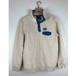 Patagonia Quilt Snap-T Fleece Pullover